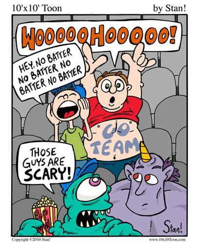 Monster Appreciation Day
