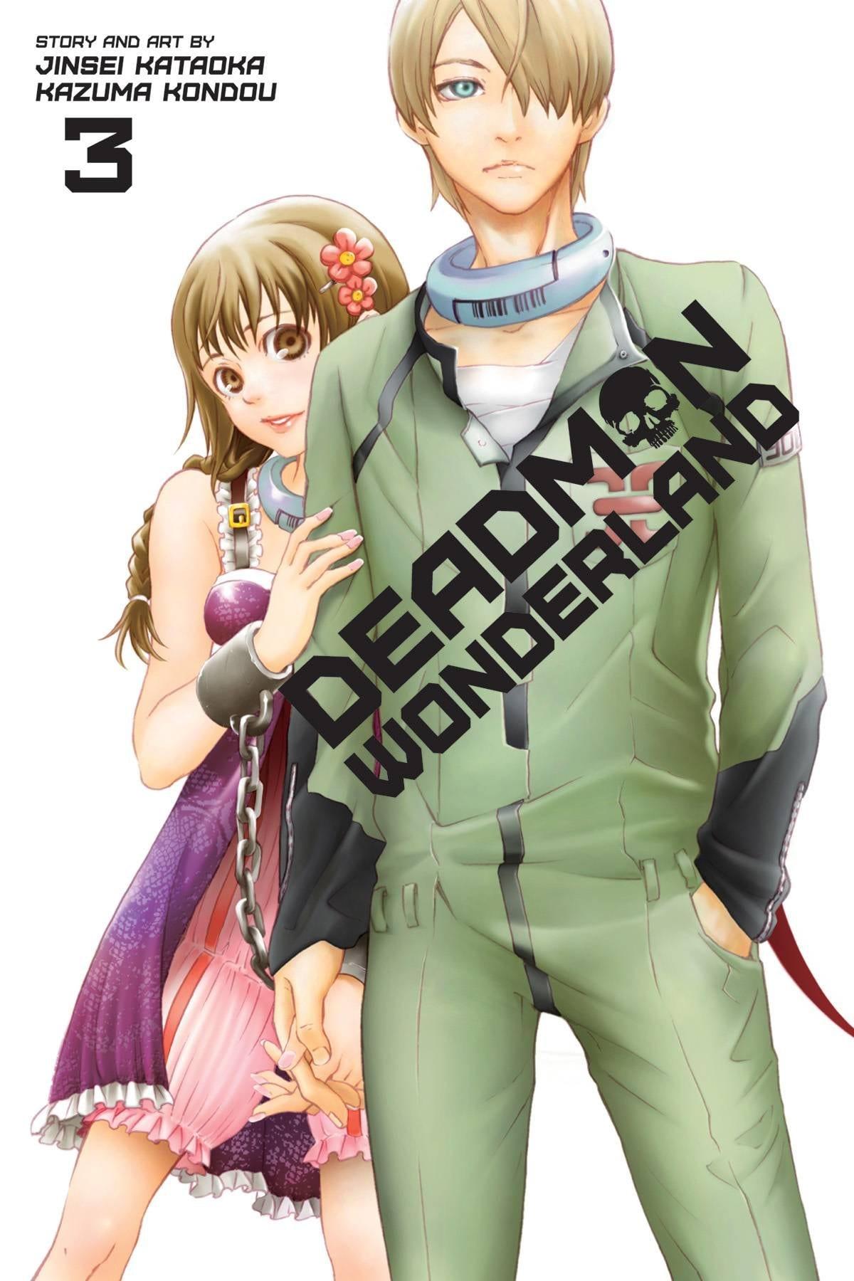 Deadman Wonderland 3