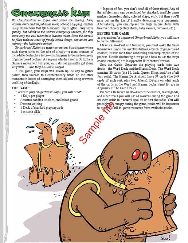 Gingerbread-Kaiju-Sample