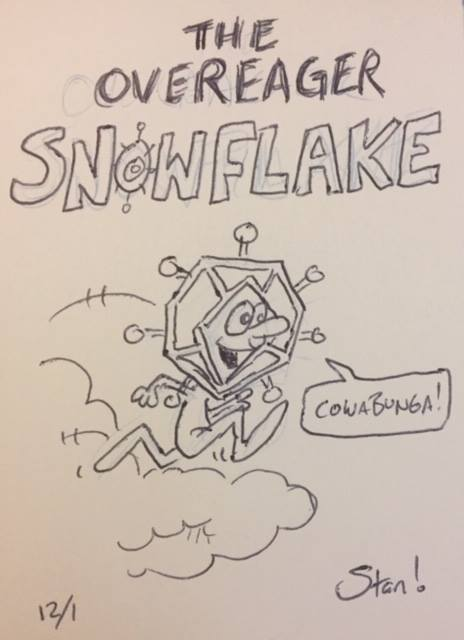 The Overeager Snowflake